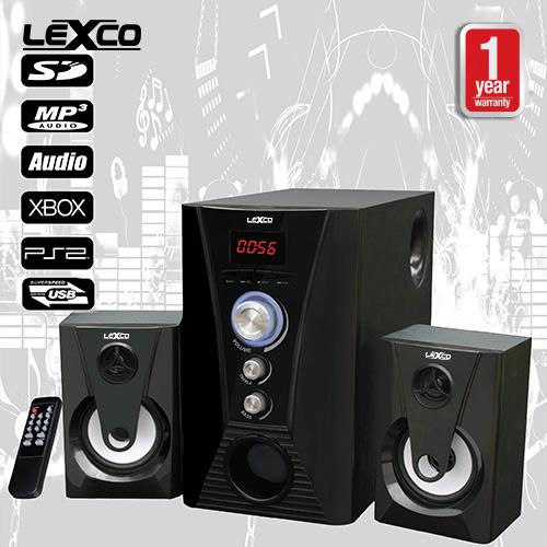 6 Lexco 2.1 speaker system (1)