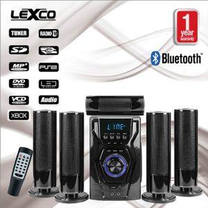 7 Lexco 5.1 speaker system (1)