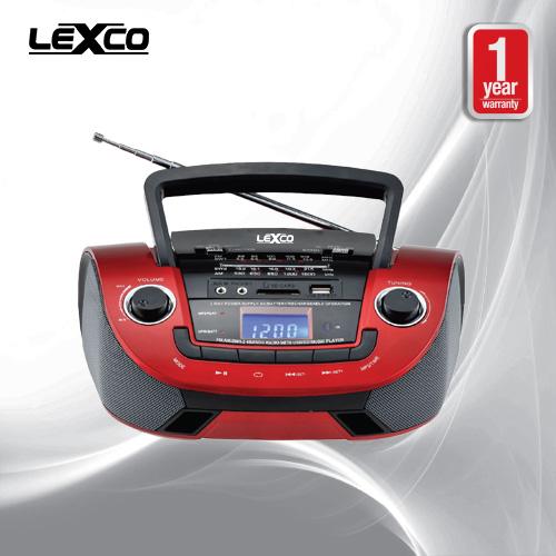 9 Lexco portable radio (1)